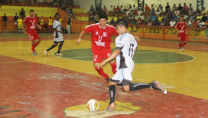 Macau x União Campeonato Norte-rio-grandense de Futsal (Foto: Francisco Anthony)