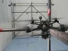 Drones constroem ponte de cordas que pode ajudar em resgates
