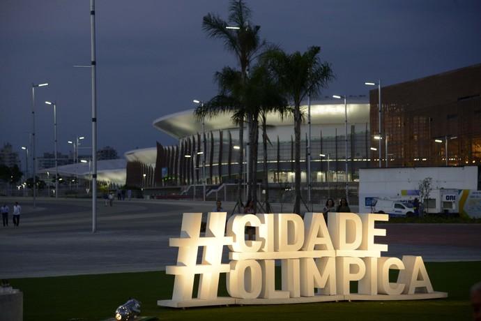 Cidade Olímpica (Foto: divulgação)