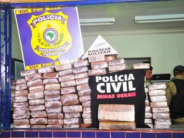 Droga Patos de Minas (Foto: Toninho Cury/Arquivo Pessoal)