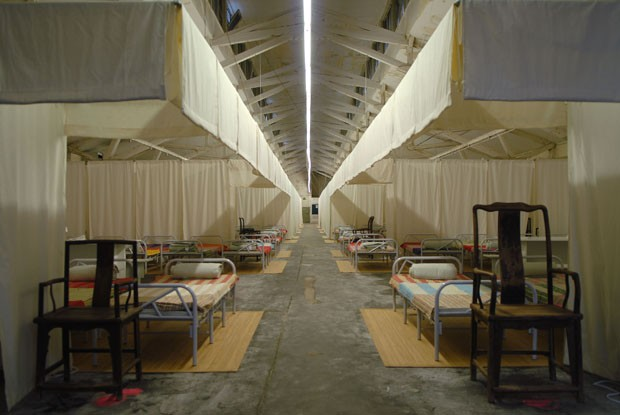 Fairytale, 2007, de Ai Weiwei, Galerie Urs Meile, Beijing-Lucerne  (Foto: Ai Weiwei; Leister Foundation, Switzerland; Erlenmeyer Stiftung, Switzerland e Galerie Urs Meile, Beijing-Lucerne)