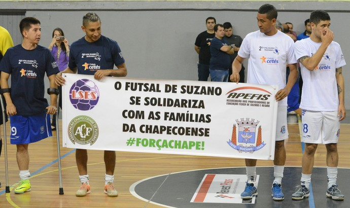 Futsal Solidário Suzano (Foto: Cairo Oliveira)