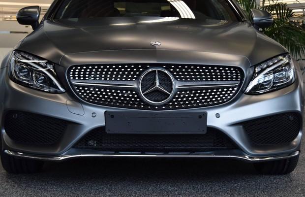 Logo Mercedes Benz (Foto: Reprodução/Facebook)