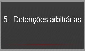 5 - detenções arbitrárias (Foto: G1)
