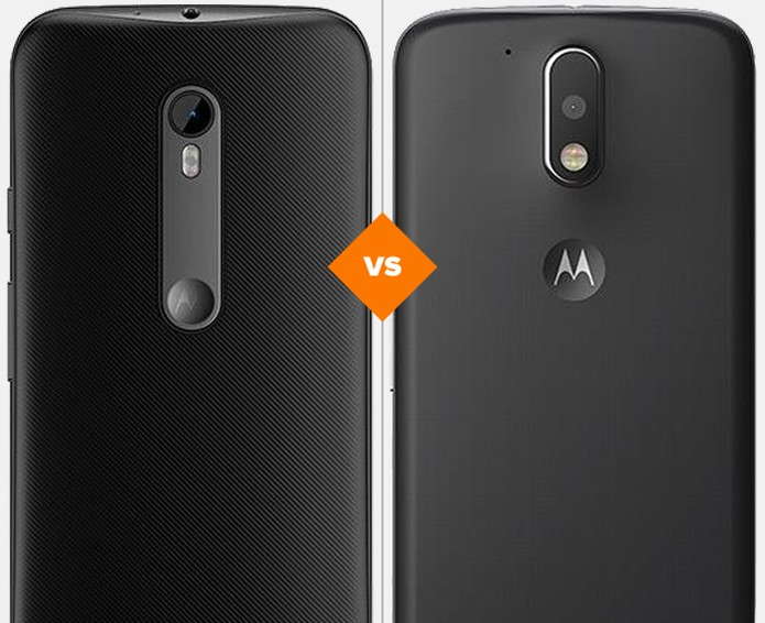 Moto G 3 ou Moto G 4: veja o que muda nos celulares da Motorola (Foto: Arte/TechTudo)