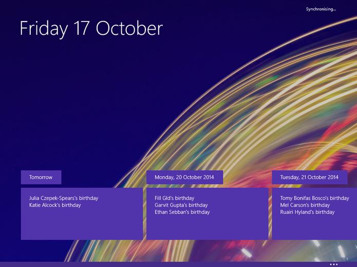 Nova versão do Windows não possui calendário persa (foto: Reprodução/The Verge)
