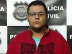 Preso dono de clínica   suspeito de matar interno em reabilitação (Divulgação/Polícia Civil)