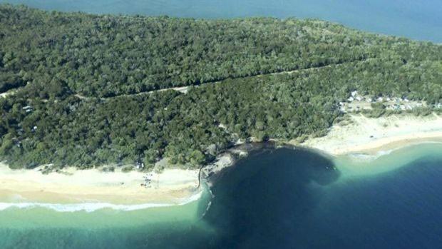 Esta foi a segunda vez que o fenômeno ocorreu na mesma praia da Austrália  (Foto: EPA)
