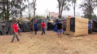 Ação policial tenta barrar show de Caetano Veloso em ocupação do MTST