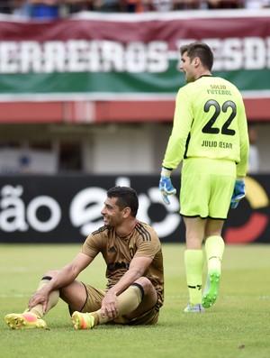 Fluminense x Sport (Foto: André Durão)