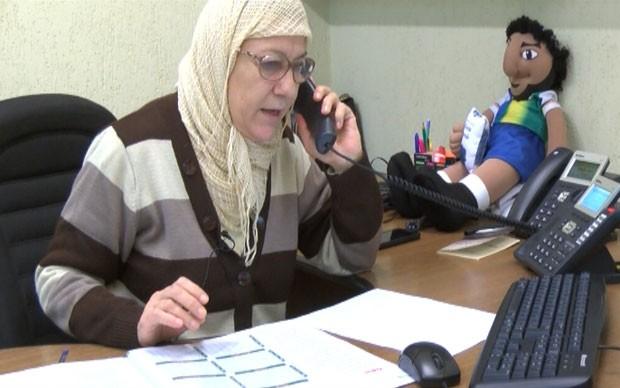 Serviço telefônico será disponibilizado para tirar dúvidas (Foto: BBC/Reprodução)