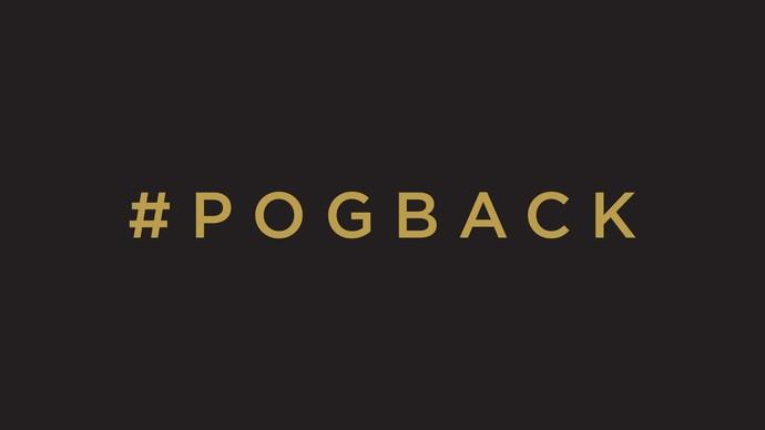 Pogba Back (Foto: Divulgação)