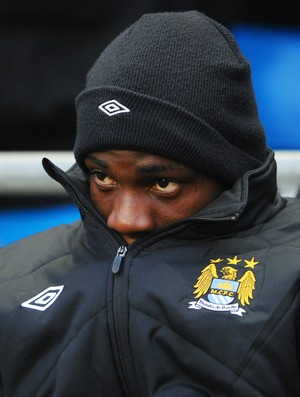 Mario Balotelli Manchester City (Foto: Getty Images)