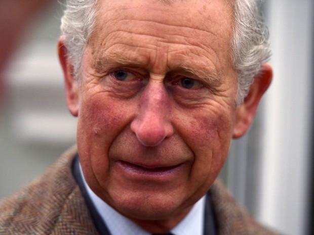 Homem queria matar príncipe Charles para que Harry assumisse (Foto: Alan Davidson/Pool Photo via AP)