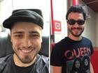 Guilherme Leicam ou Kayky Brito? Daniel Rocha e Caio Blat revelam torcida!