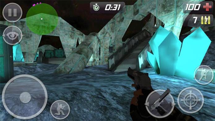Critical Missions: Swat coloca os jogadores no Swat com Counter-Strike (Foto: Divulgação/SimuGames)