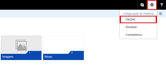 Serviço da Microsoft tem recurso para aumentar espaço para usuários (Foto: Reprodução/OneDrive)