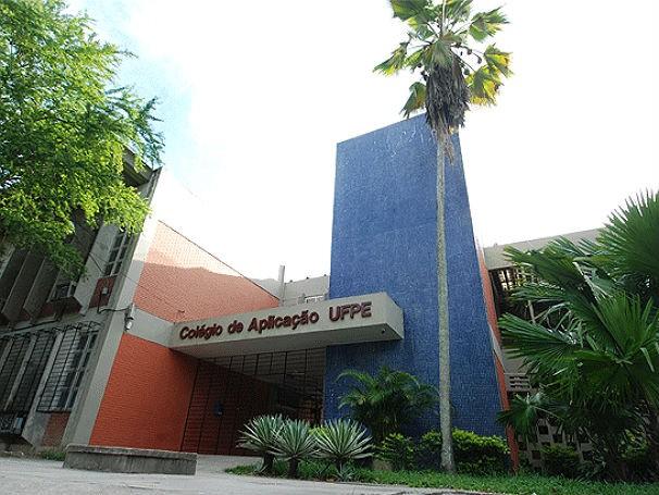 CAp da UFPE: melhor escola do país Globo educação (Foto: Divulgação)