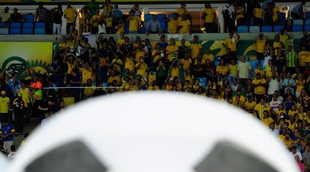 Copa; Futebol (Foto: Agência Brasil)