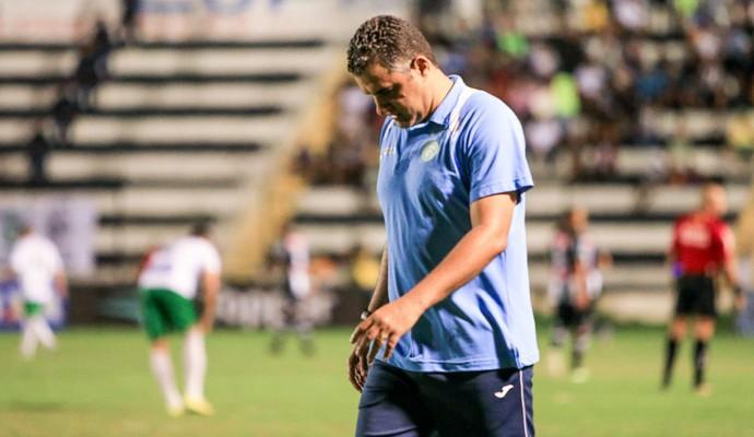 Marcelo Chamusca, técnico do Guarani (Foto: Ailton Cruz/Gazeta de Alagoas)