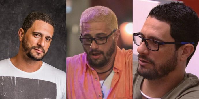 Daniel mudou os cabelos duas vezes em 14 dias (Foto: Gshow)