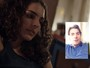 Ciça faz suspense sobre a gravidez em conversa com o pai
