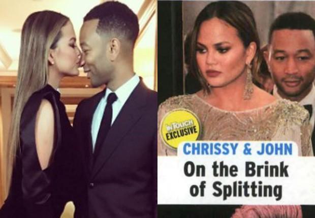Chrissy Teigen e John Legend (Foto: Reprodução/Instagram)