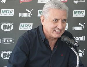 Eduardo Maluf, diretor de futebol do Atlético-MG (Foto: Fernando Martins Y Miguel)