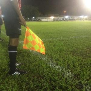 Árbitros vão receber treinamento para atuar no Tocantinense (Foto: Vilma Nascimento/GloboEsporte.com)