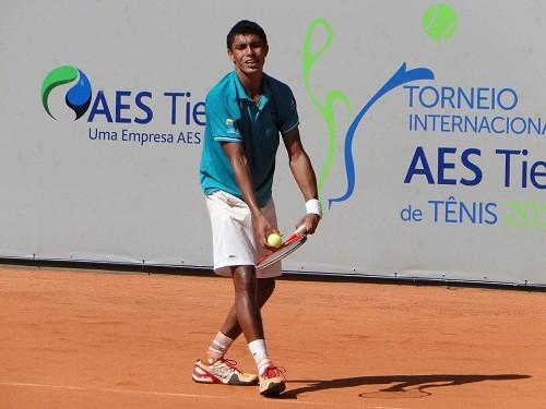 Foto (Foto: Monteiro conquistou o título neste sábado)