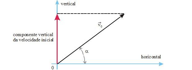 Velocidade vertical - lançamento (Foto: Reprodução)