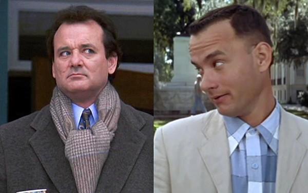 Bill Murray e Tom Hanks (Foto: Reprodução)