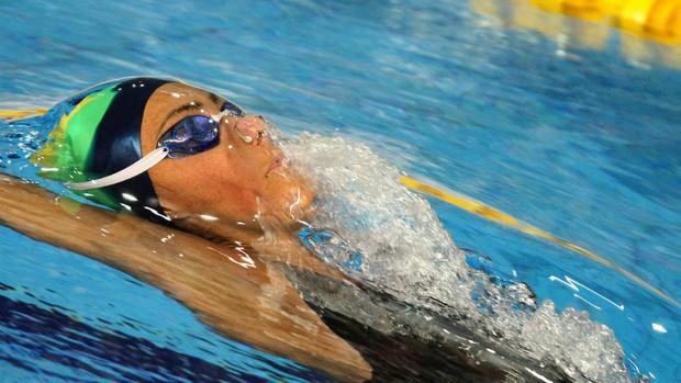 Fabíola Molina quer fazer a melhor olimpiada da carreira