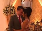Ex-BBB Munik arrasa no look e faz declaração de amor para namorado