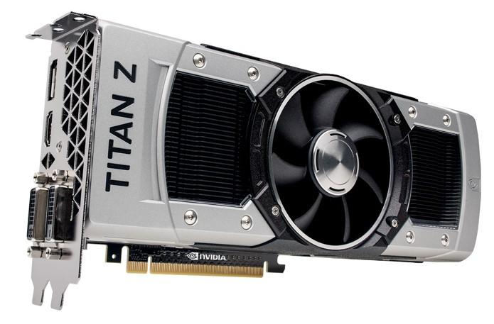 A Titan Z é a melhor placa da Nvidia em 2014 (Foto: Divulgação) (Foto: A Titan Z é a melhor placa da Nvidia em 2014 (Foto: Divulgação))