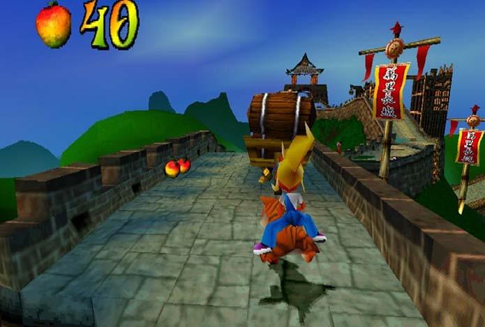Crash Bandicoot 3 Warped (Foto: Reprodução)