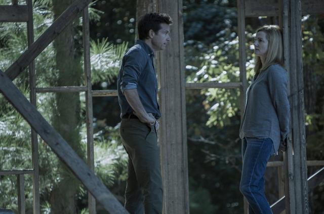 Jason Bateman e Laura Linney em 'Ozark'  (Foto: Jackson Davis/Netflix)