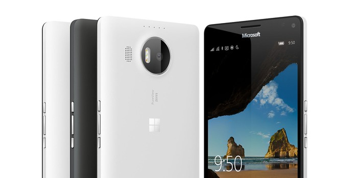 Lumia 950 XL é um bom aparelho, mas ainda não é capaz de superar a tradição do Note 5 (Foto: Divulgação/Microsoft)