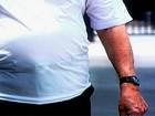 Homens com barriga têm maior risco de osteoporose, diz estudo americano