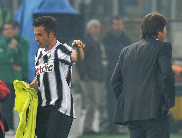 Del Piero Juventus (Foto: AFP)