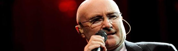 Phil Collins (Foto: Divulgação)