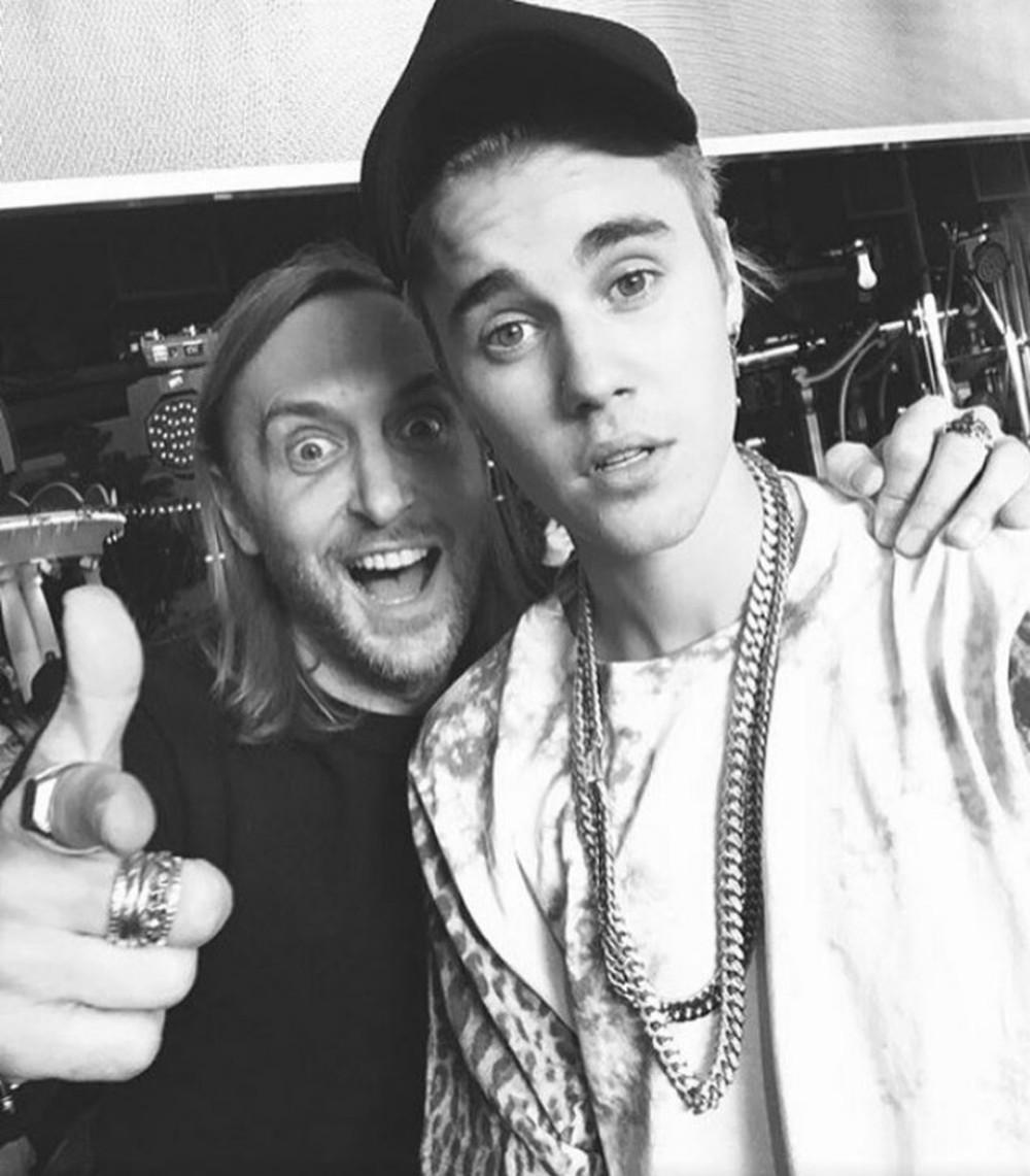 David Guetta e Justin Bieber (Foto: Divulgação)
