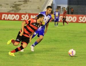 Campinense x Atlético, pelo Paraibano (Foto: Nelsina Vitorino / Jornal da Paraíba)