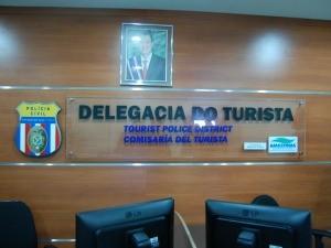 DELEGACIA DO TURISTA