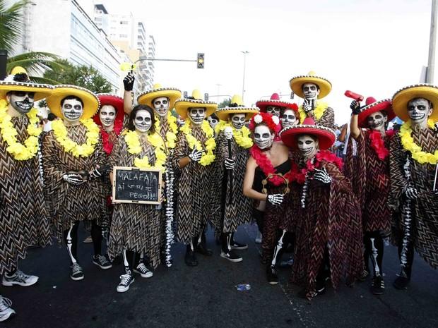 Banda de Ipanema (Foto: Marcelo de Jesus/G1)