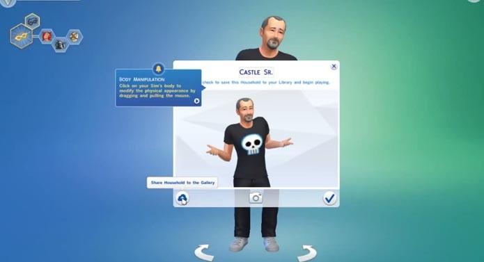 The Sims 4: como compartilhar e encontrar Sims de amigos no game (Foto: Reprodução/Youtube)