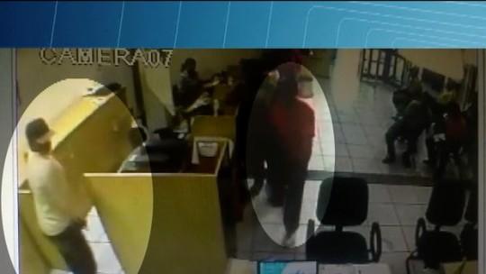Criminosos são detidos após roubarem mais de R$ 26 mil em um banco em Buritizeiro