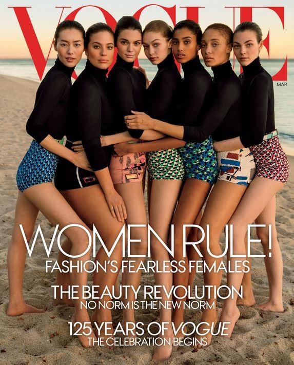 Vogue EUA (Foto: Divulgação)