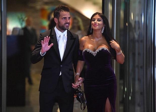 O casal Ezequiel Lavezzi e Yanina ScrepanteO casal Ezequiel Lavezzi e Yanina Screpante (Foto: Reprodução/ Instagram)