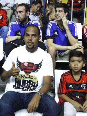 Alecsandro, Flamengo (Foto: Gilvan de Souza/Flamengo)